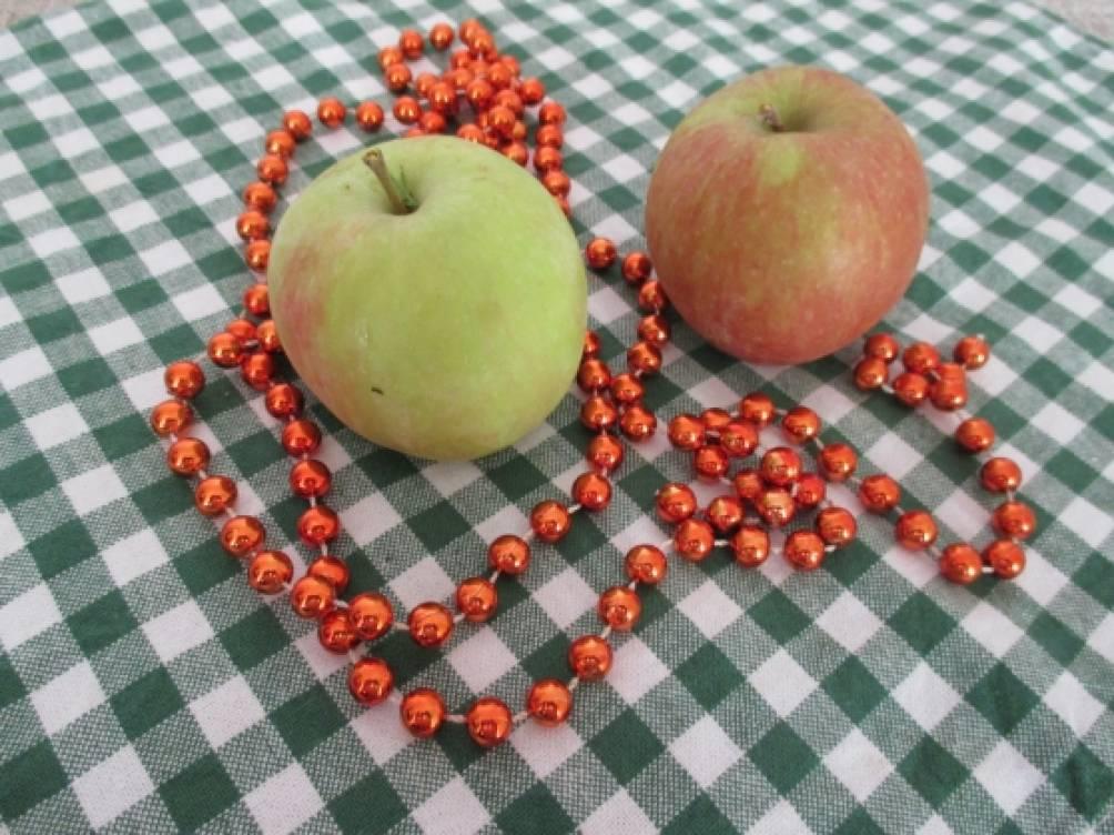 Сценарий праздника по яблочному спасу