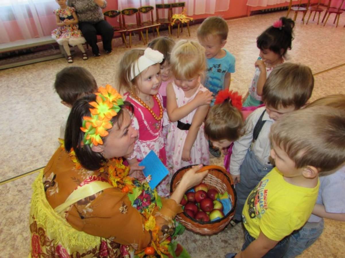 Развлечение в детском саду день именинника 80