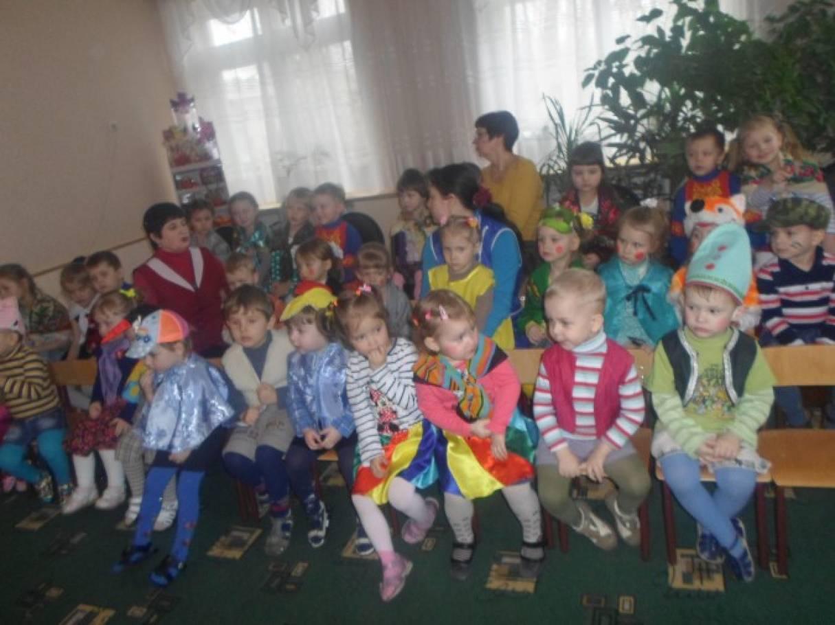 Фотоотчёт мероприятия, посвящённого празднованию Масленицы