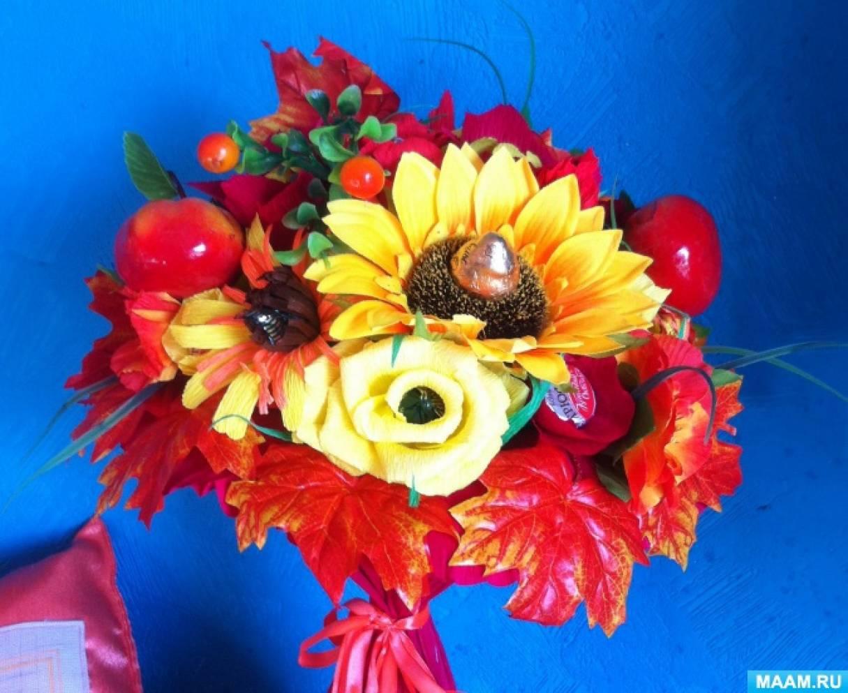 Моё хобби «Цветы из бумаги и не только». Фотоотчет.