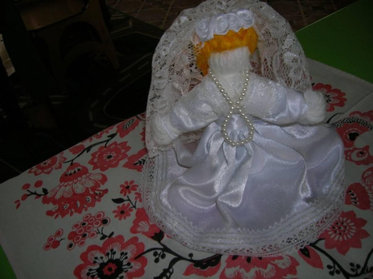 Конкурс «Куклы наших бабушек своими руками» (фотоотчет)