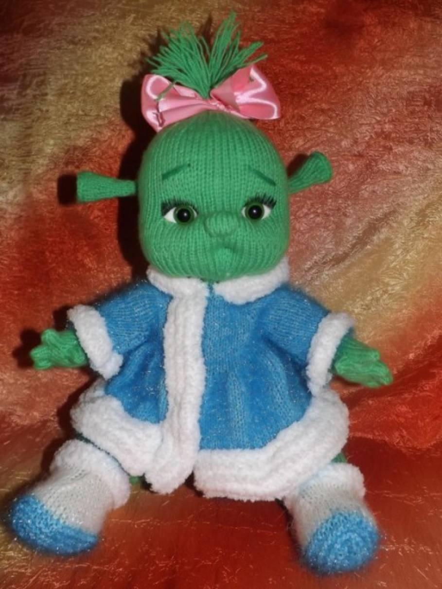 вязаные куклы пупсы ясли сад воспитателям детских садов
