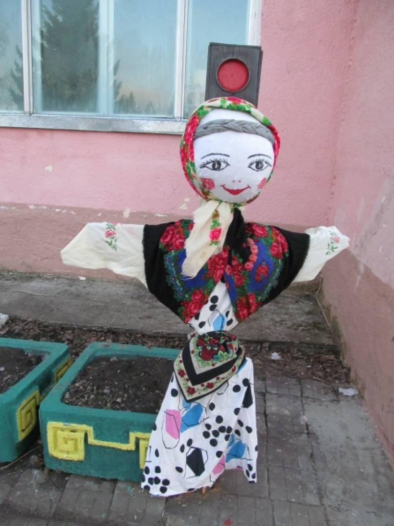 проводы зимы познакомить детей с традициями