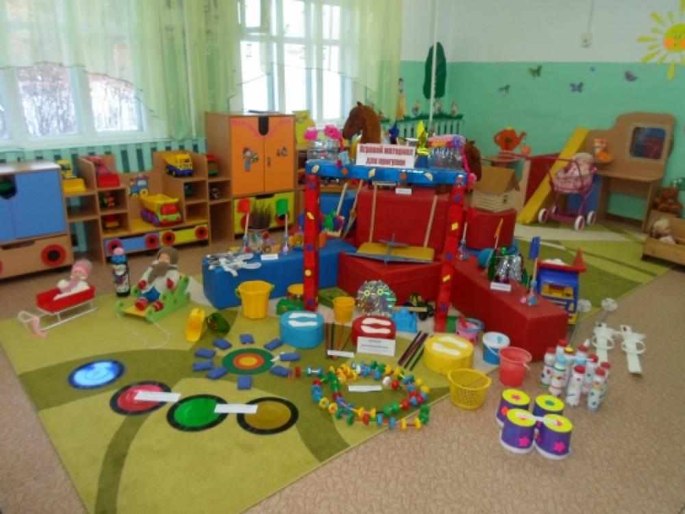 Выносной материал своими руками для детского сада  450