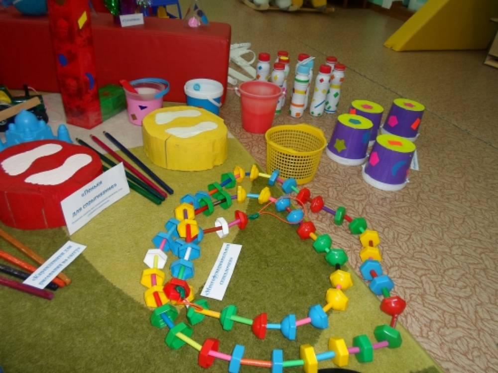 Выносной материал своими руками для детского сада  946