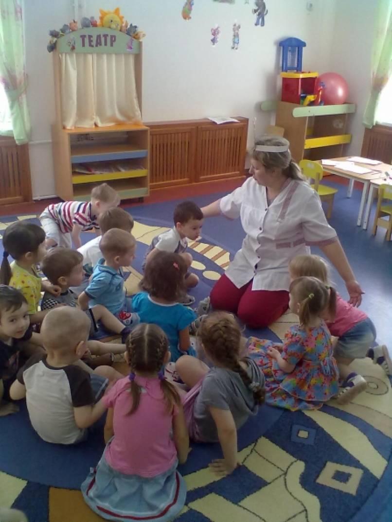 знакомство дошкольников с традициями и обычаями народов