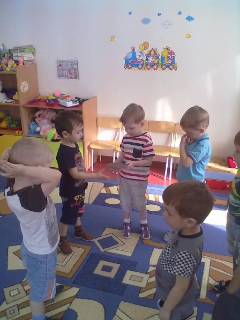 знакомство детей с пасхой