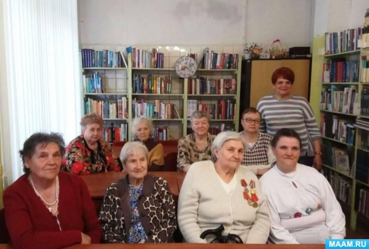 Фотоотчет «Комсомол, ты в памяти моей воспетая в песнях победа»