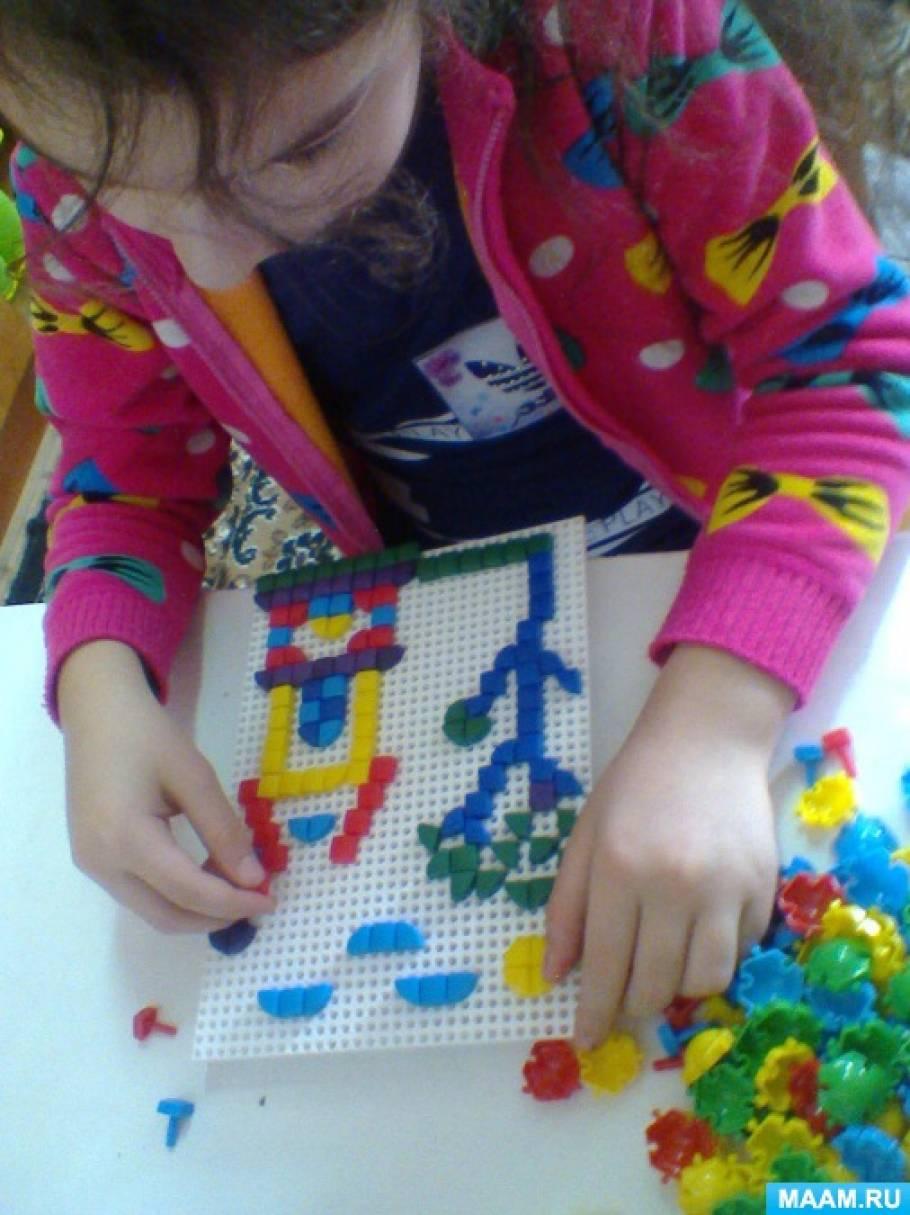 Организация игрового пространства в группе дошкольного образования
