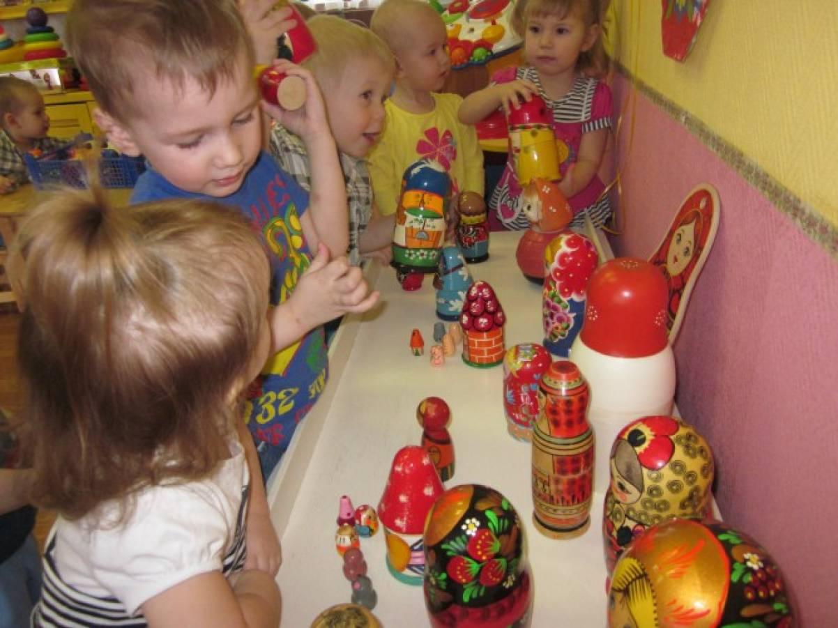 Игры на рассматривание картинок в раннем возрасте