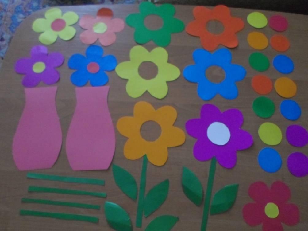 дидактическая игра собери цветок несмотря