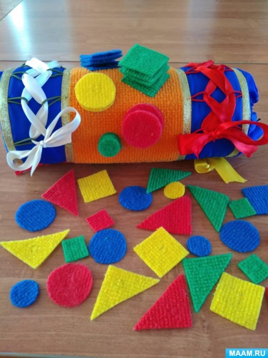 «Занимательная муфта». Многофункциональная дидактическая игра по ФЭМП для детей дошкольного возраста