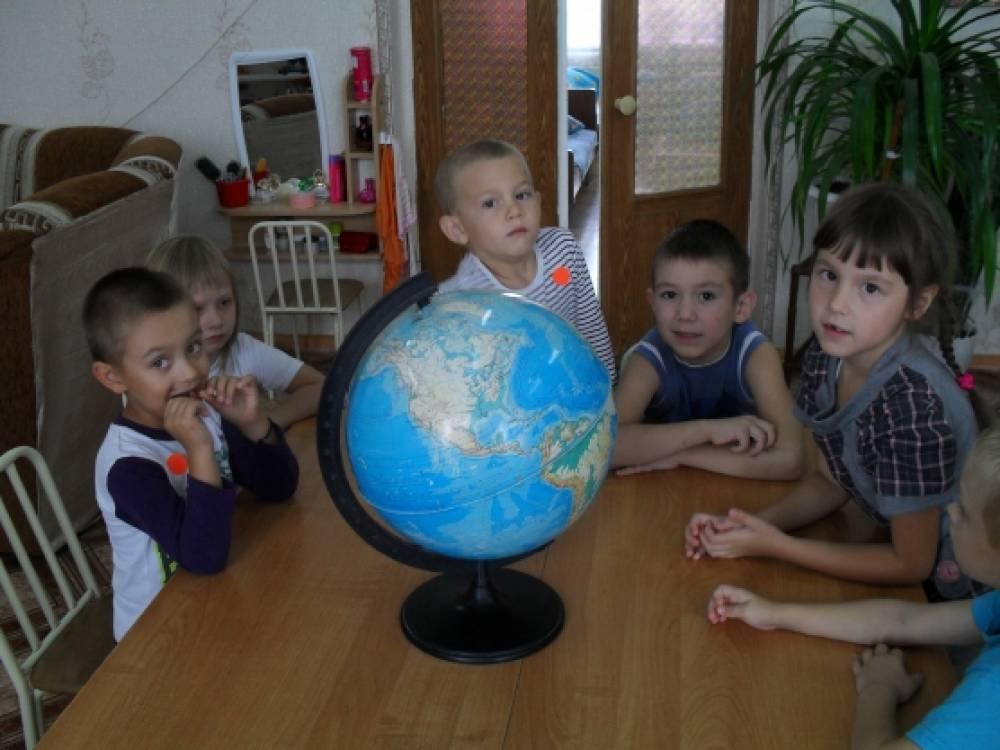 5 класс знакомство с детьми в
