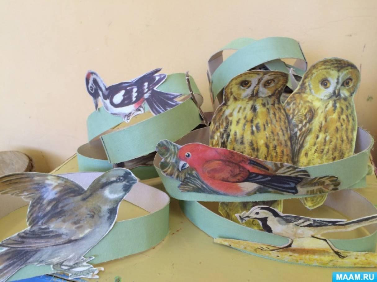 Сценарий весеннего праздника птиц