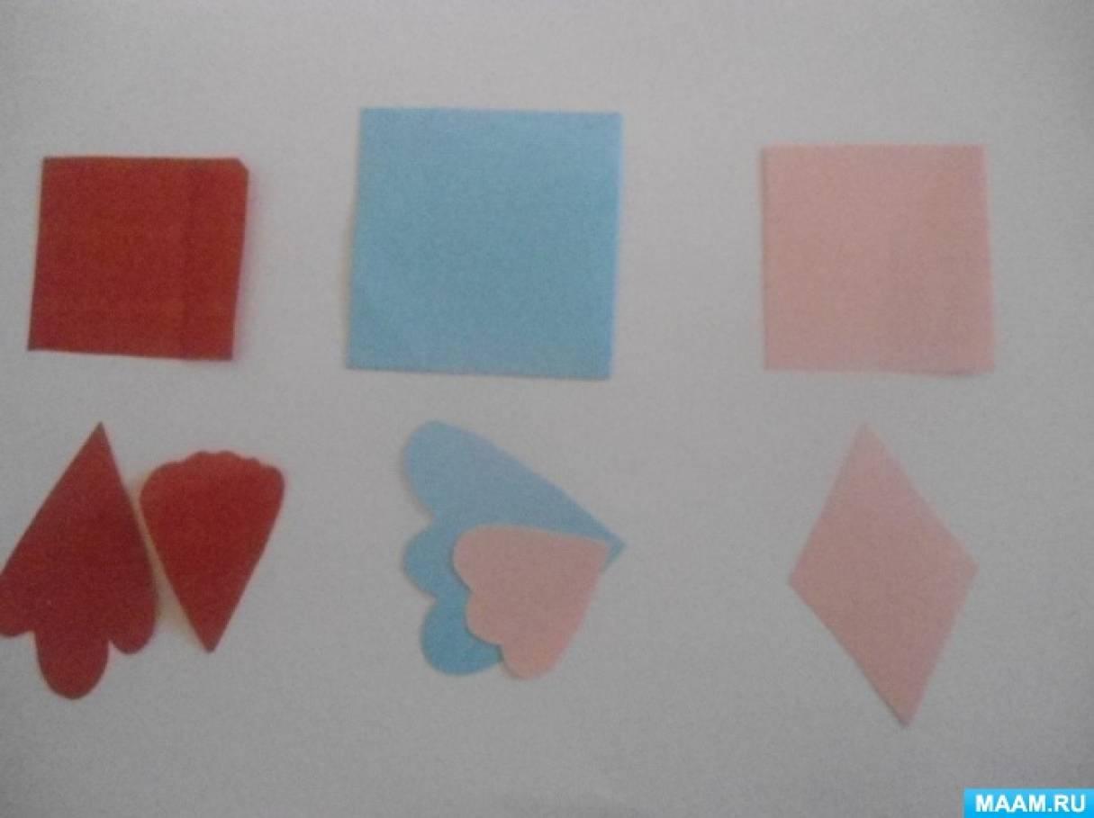 Краткосрочная образовательная практика Художественно-эстетической направленности «Петушок» (игрушки из бумажных стаканчиков)