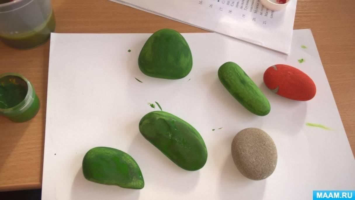 Пополнение природного уголка детскими поделками «Кактусы» и «Аквариум с рыбками»