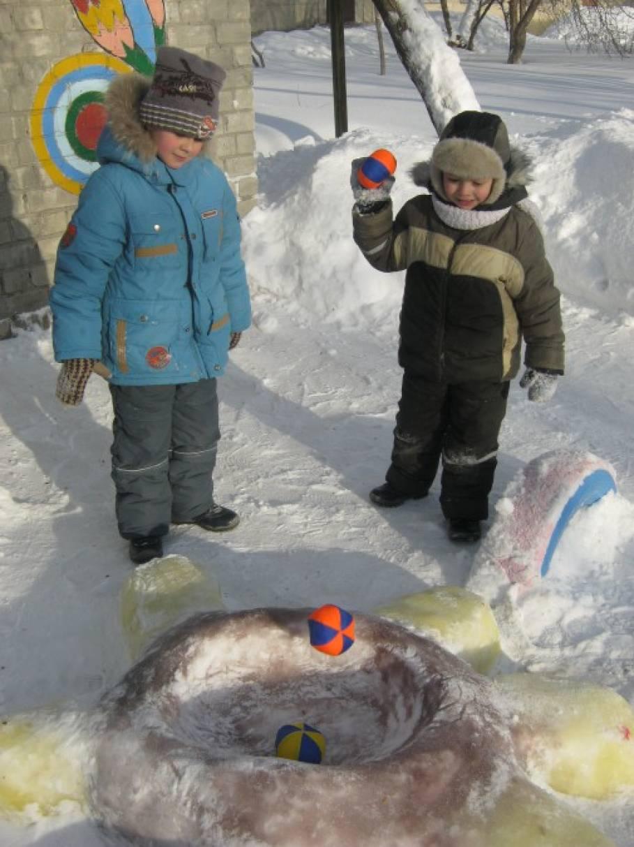 Фото участка детского сада зимой своими руками фото фото 17