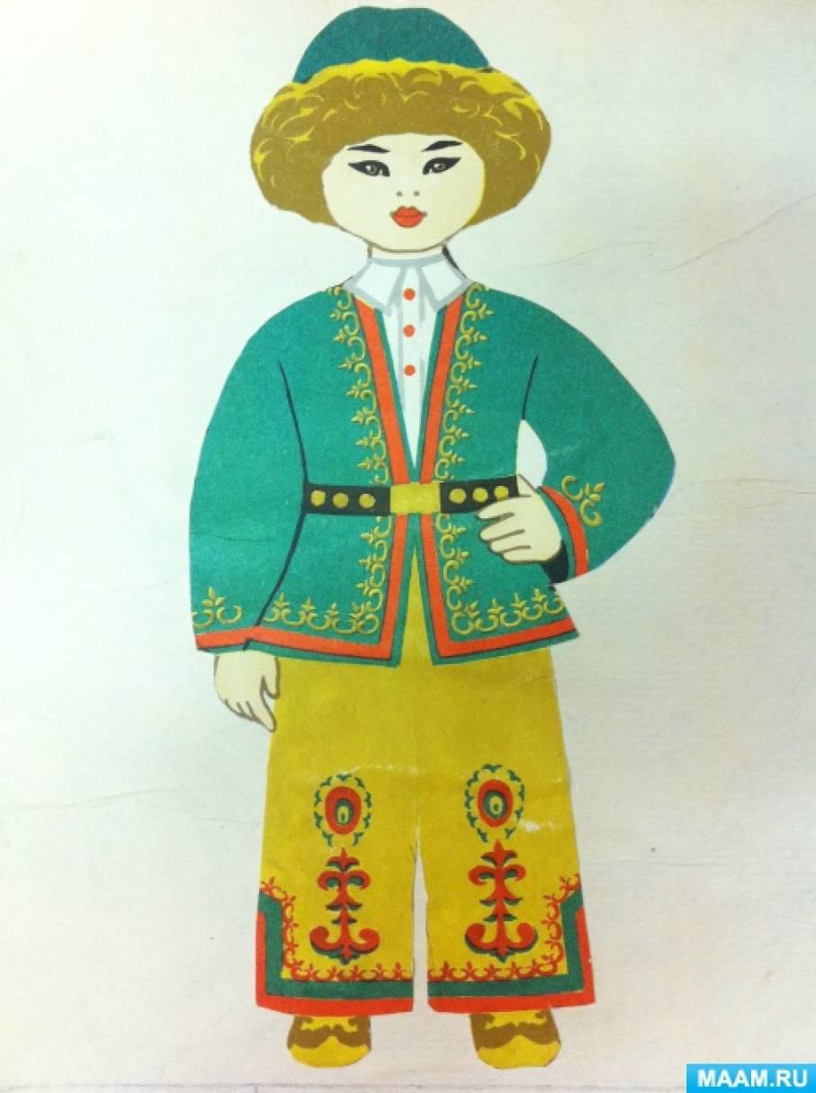 «Ознакомление с Республикой Казахстан». Проектная деятельность