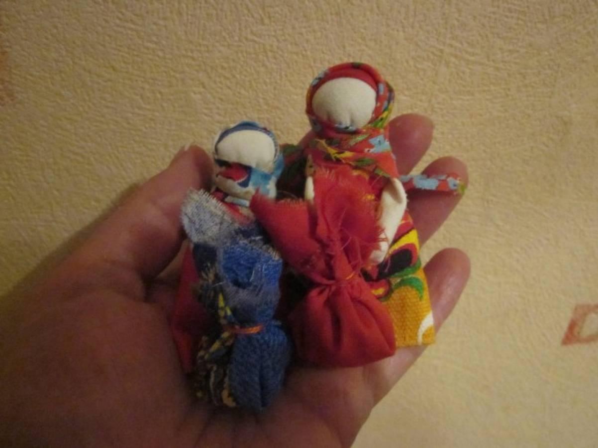 """Куколка-оберег """"Подорожница"""". Мастер-класс. Воспитателям детских садов, школьным учителям и педагогам - Маам.ру"""