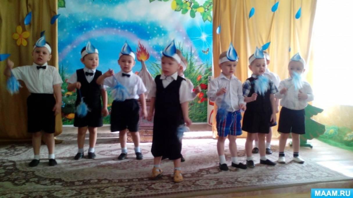 Драматизация русской народной песенки «Тили-бом! Тили-бом!» Вторая младшая группа