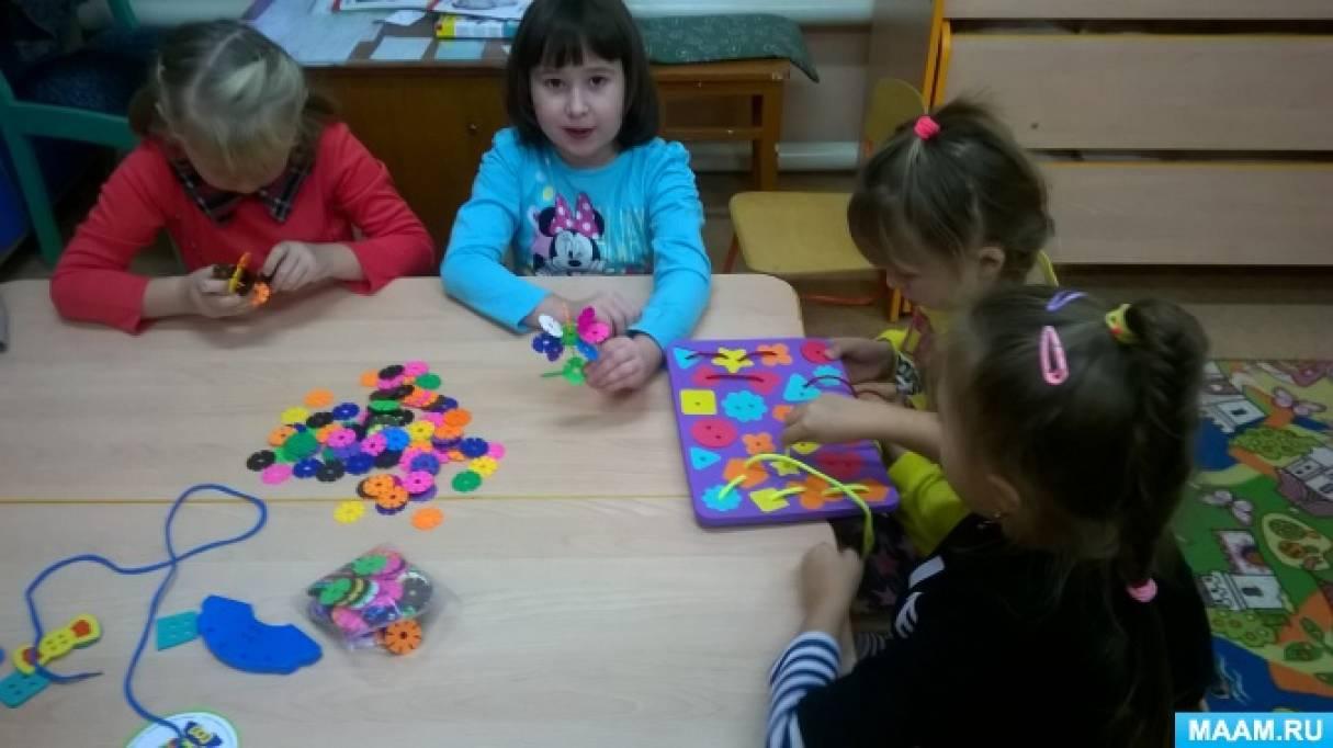 Игры и пособия из опыта работы учителя-логопеда в ДОУ