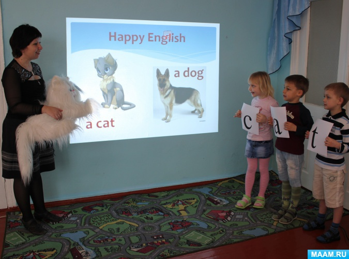 игры на знакомство для дошкольников на английском