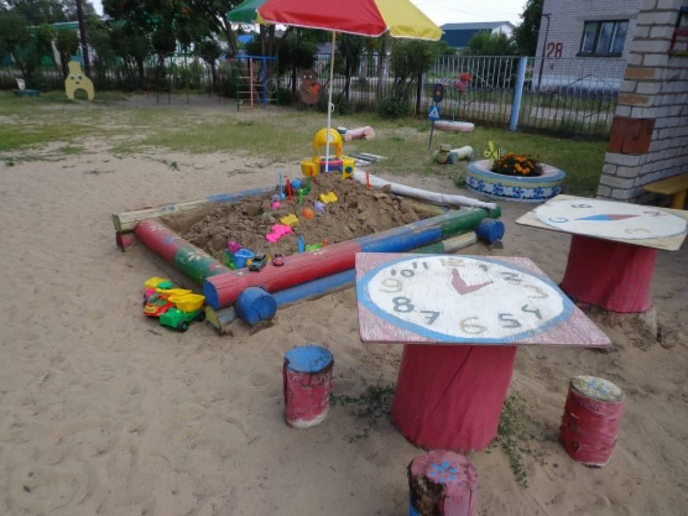 Оформление прогулочных участков в нашем детском саду. Воспитателям детских садов, школьным учителям и педагогам - Маам.ру