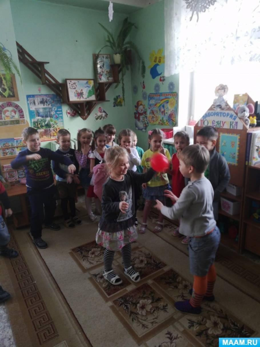 Подвижная игра для детей 5–7 лет «Мельница»