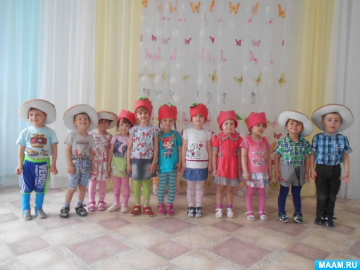 Изготовление шапочек-масок из поролона для театрализованной деятельности «Грибочек» и «Лягушка»