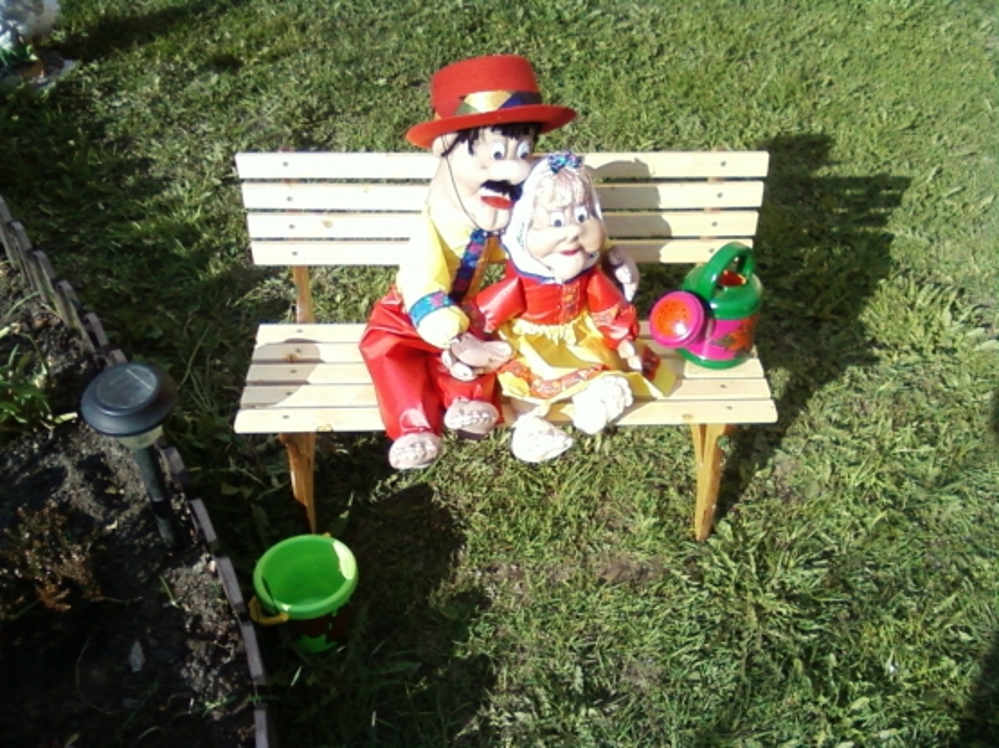 Кукла из капрона своими руками фото 837