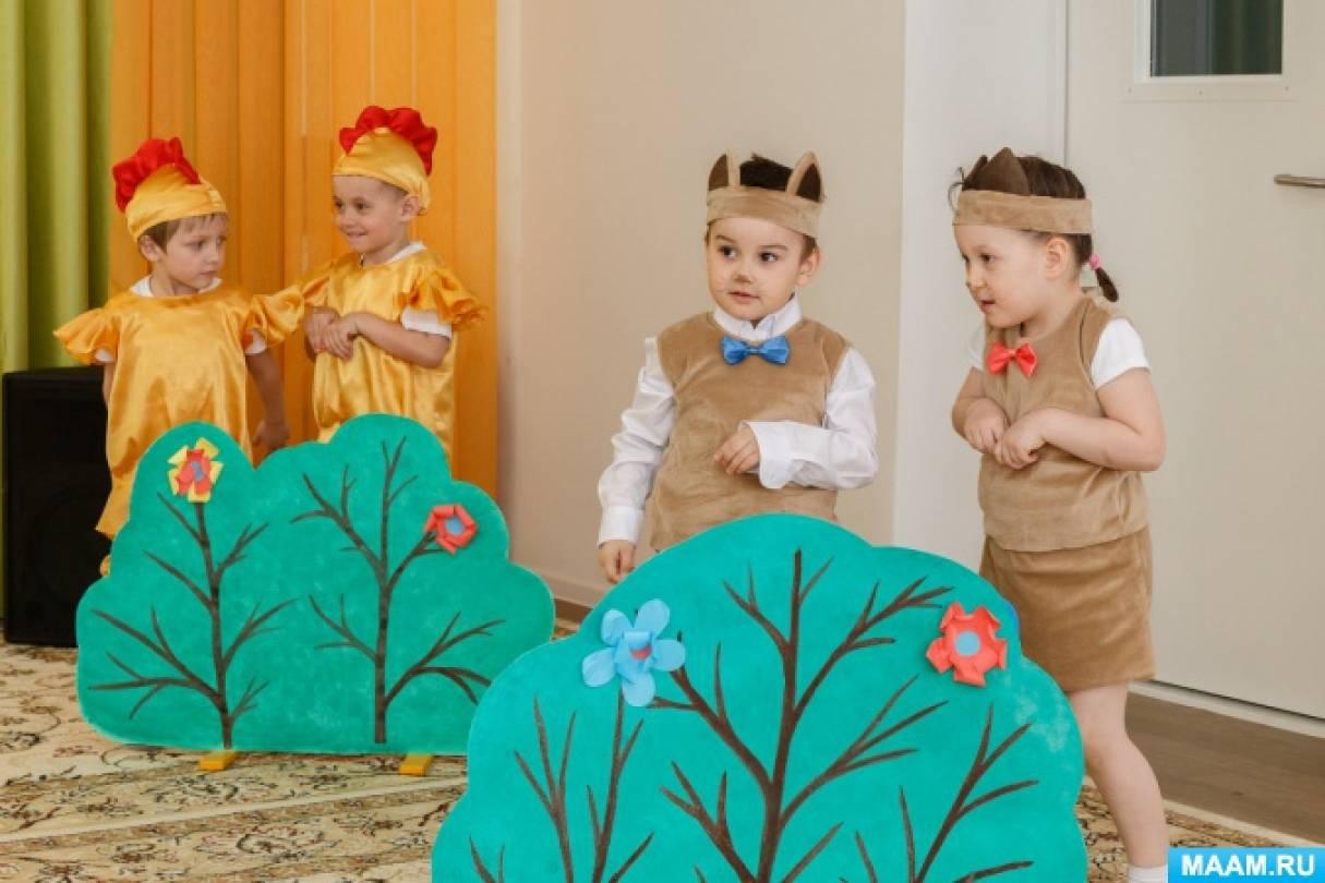 Фотоотчет о Дне театра. Музыкальный спектакль «Мойдодыр»