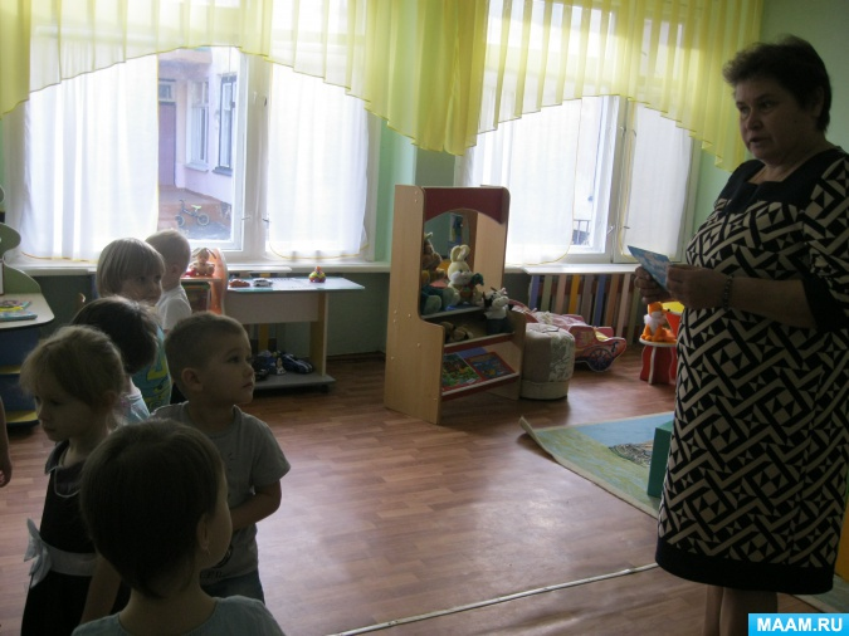 Конспект образовательной деятельности по развитию речи «Мои любимые игрушки» по стихам А. Барто