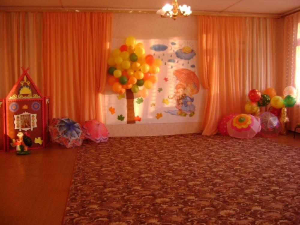 Сценарий праздника для детей старшей подготовительной группы «Волшебные листья»