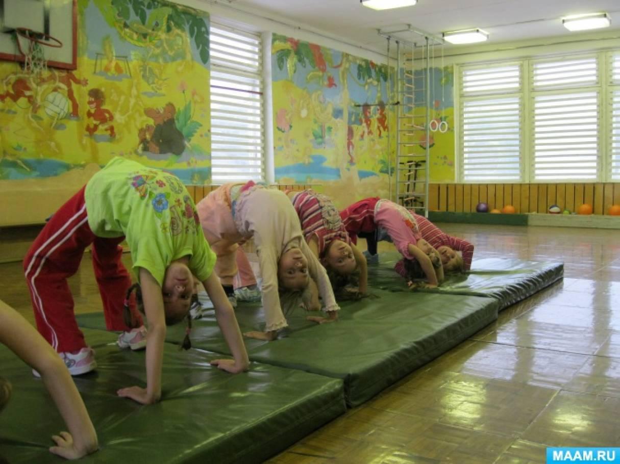 Технология проведения уроков физкультуры
