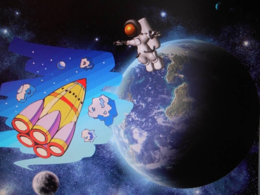 «Забавная астрономия». Праздник для детей старшего ...