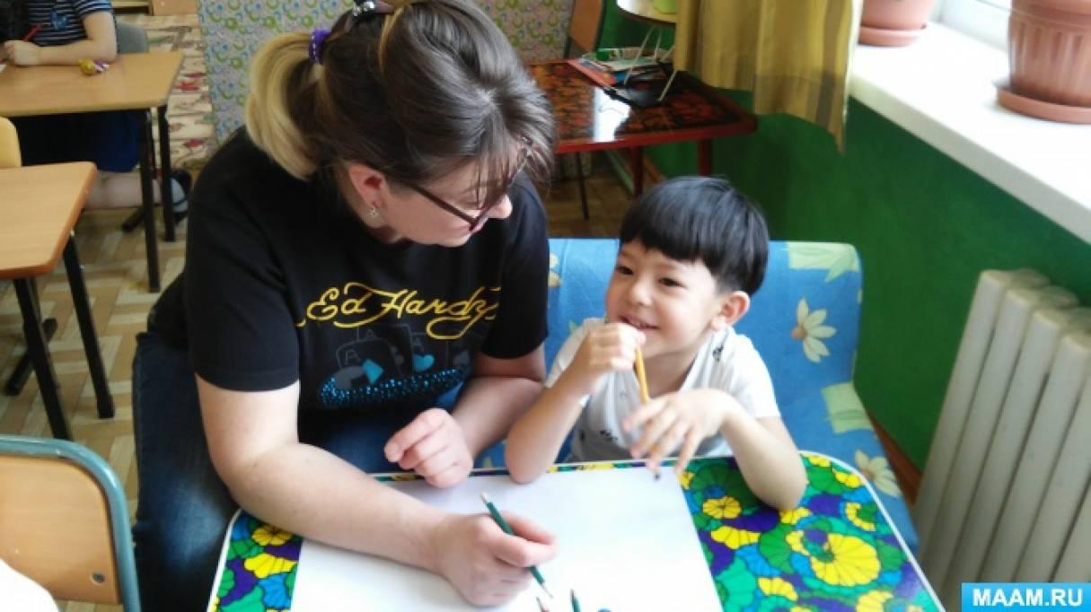 Мастер-класс для родителей старшей группы по развитию творческого воображения