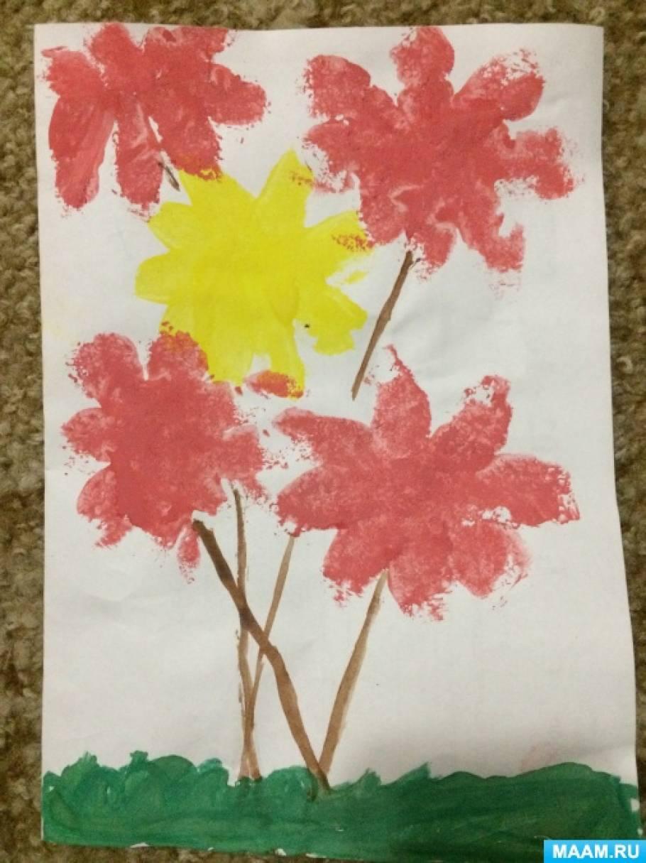Рисование с детьми «21 способ рисования нетрадиционными техниками»