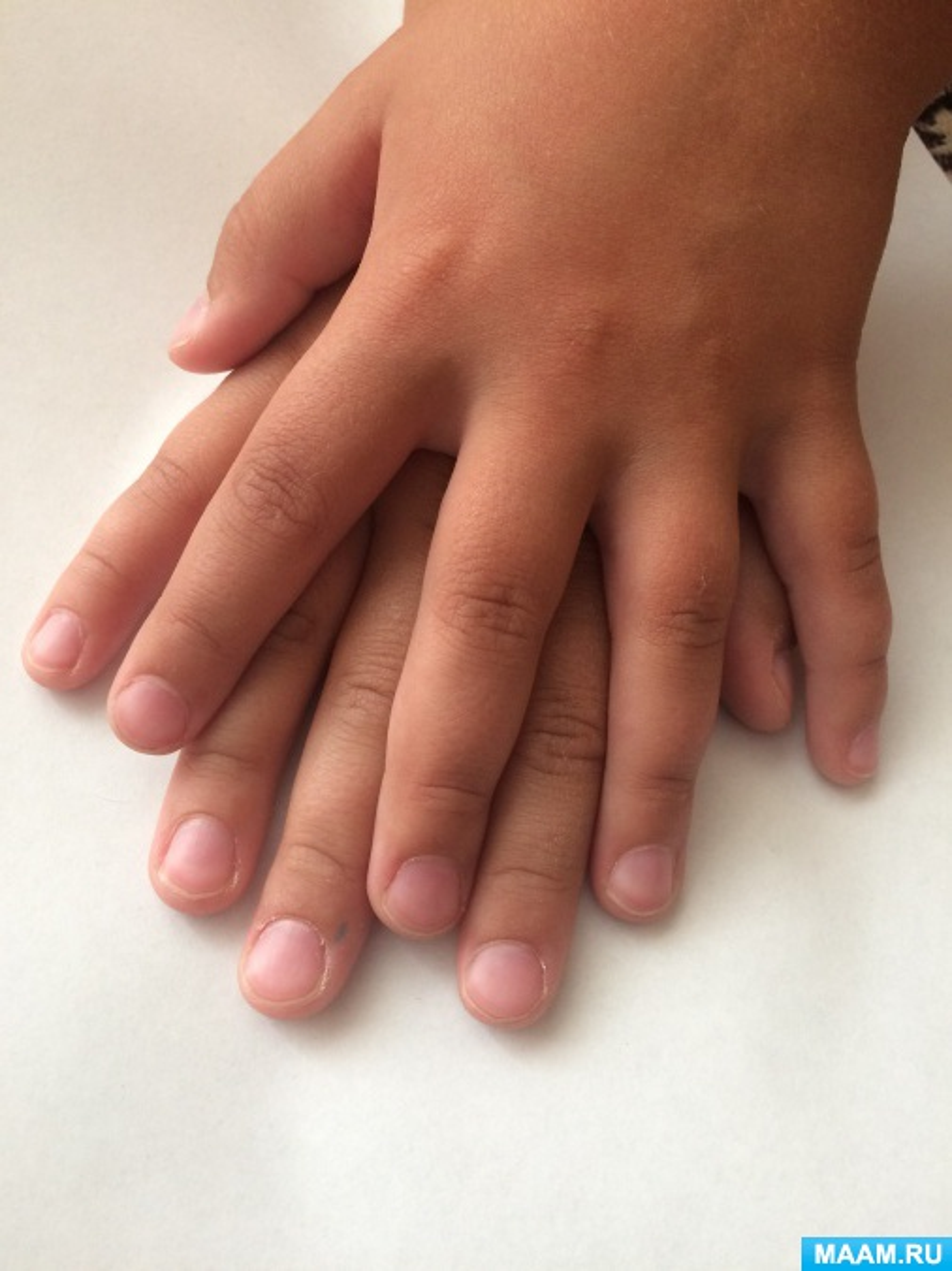 Информация для родителей «Почему ребёнок грызёт ногти»