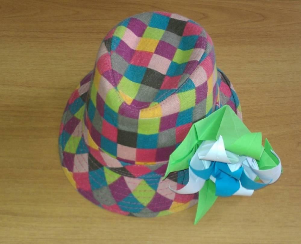Конкурс шляпок «Летнее настроение»