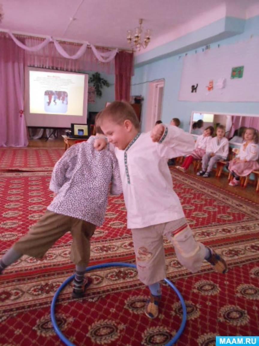 Фотоотчет «Карельская игра «Сиди, сиди, Яша!»
