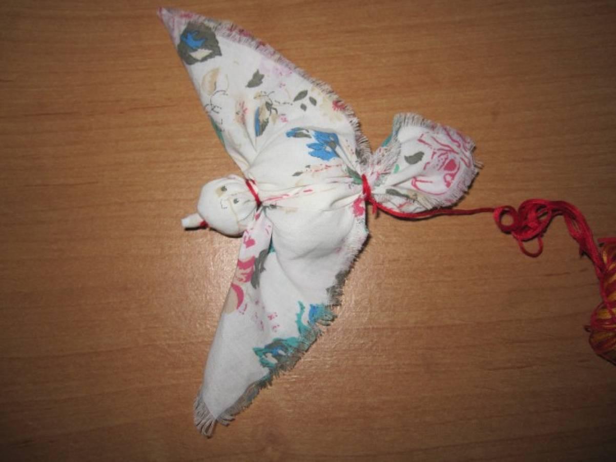 Птицы своими руками из ткани 80
