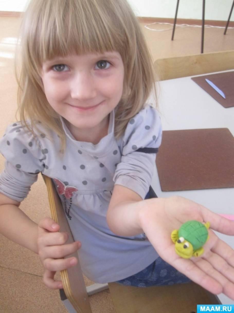 знакомство детей с пластилином конспект занятия