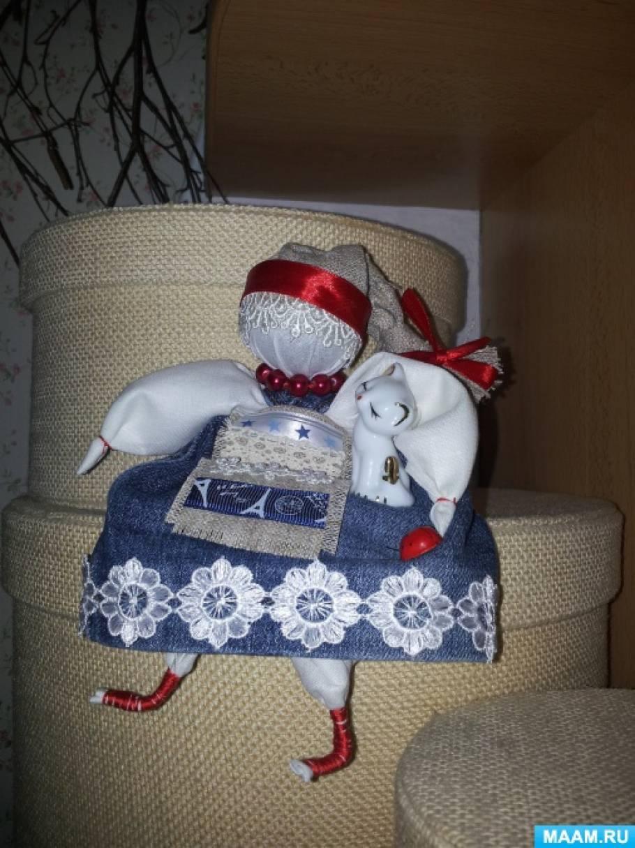 Игровая кукла «Громница» своими руками