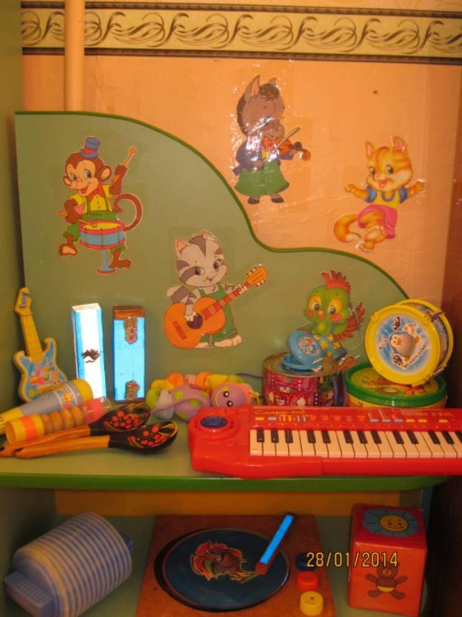 Картинки оформления уголка в детском саду своими руками
