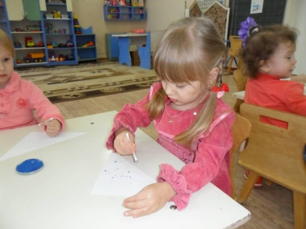 конспект занятия по рисованию знакомство с карандашами