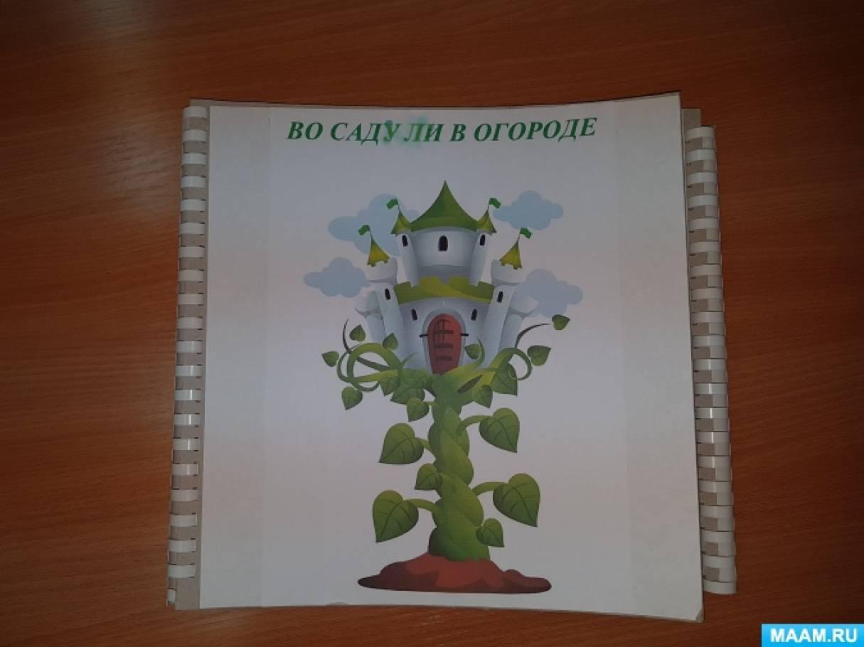 Лепбук «Во саду ли в огороде»