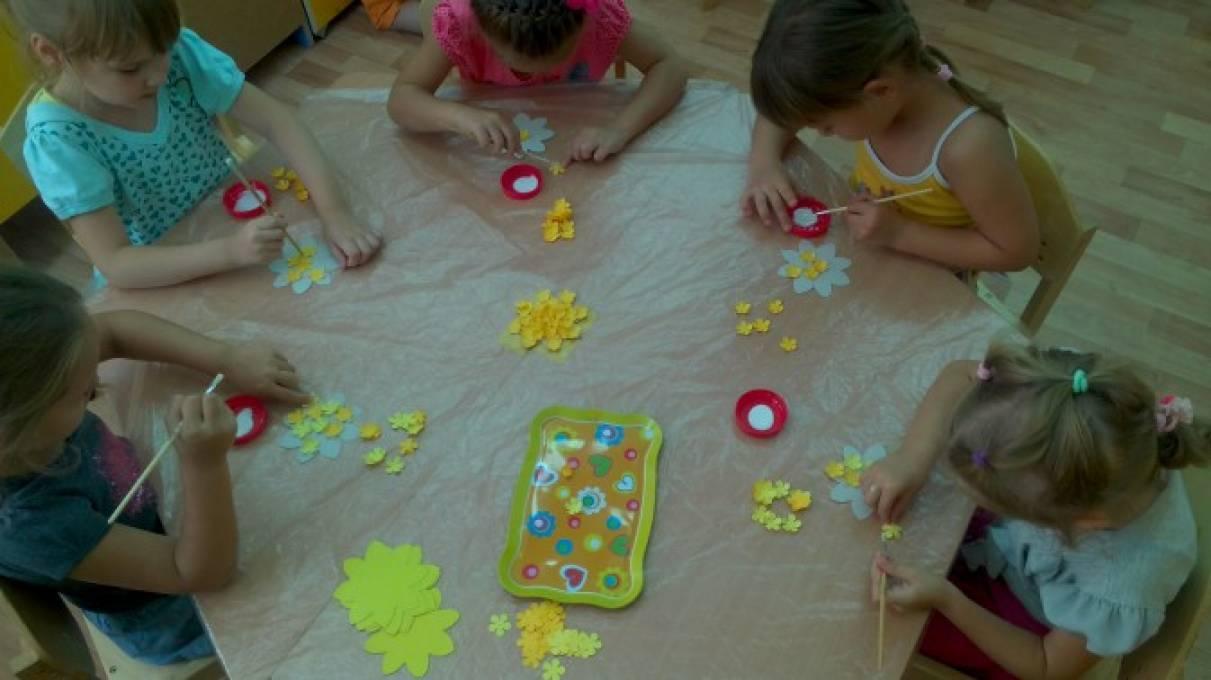 Поздравление для всех работников детского сада фото 858