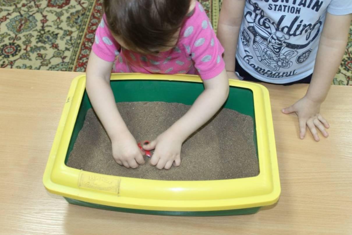 знакомство детей первой младшей группы с экологией