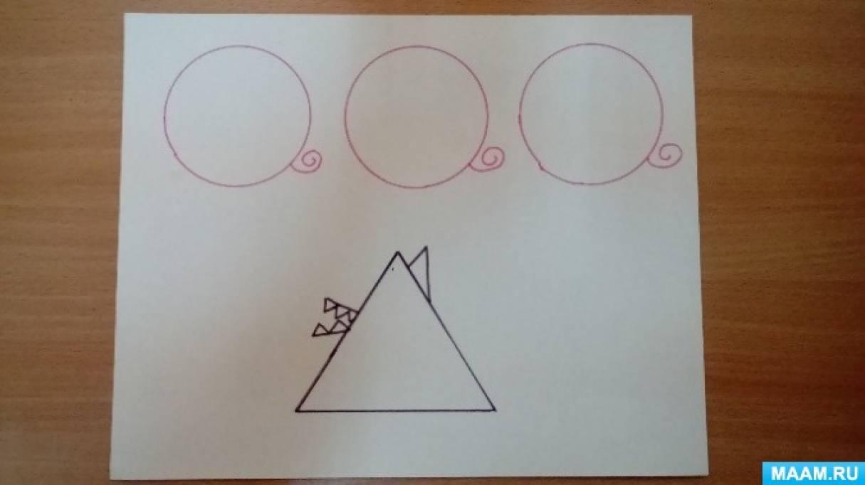 Конспект НОД для детей старшего дошкольного возраста по сюжету сказки «Три поросенка»