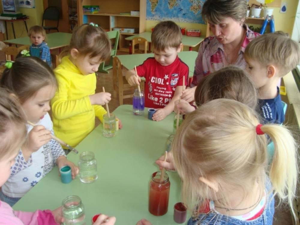 Конкурсы с водой для детей младшего школьного возраста